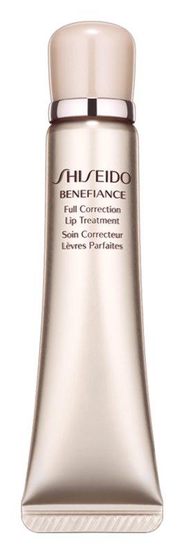 Shiseido Benefiance bálsamo regenerador para lábios