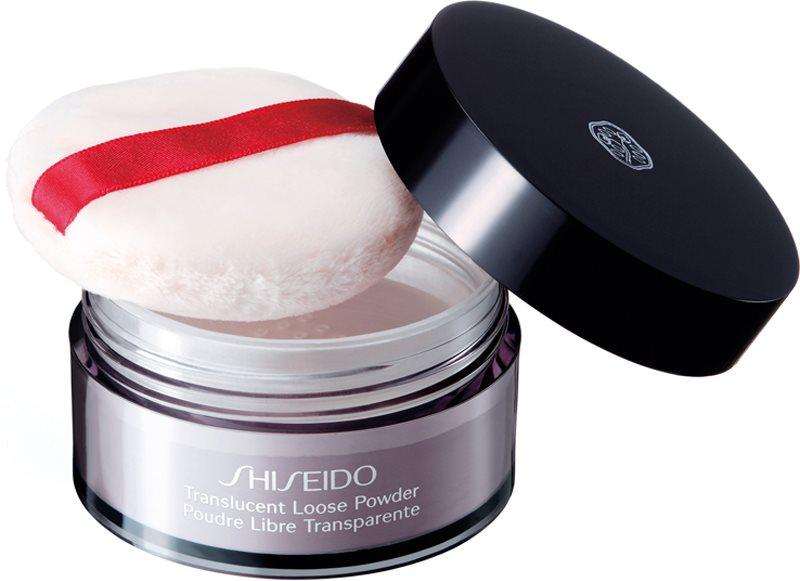 Shiseido Makeup Translucent Loose Powder poudre libre transparente