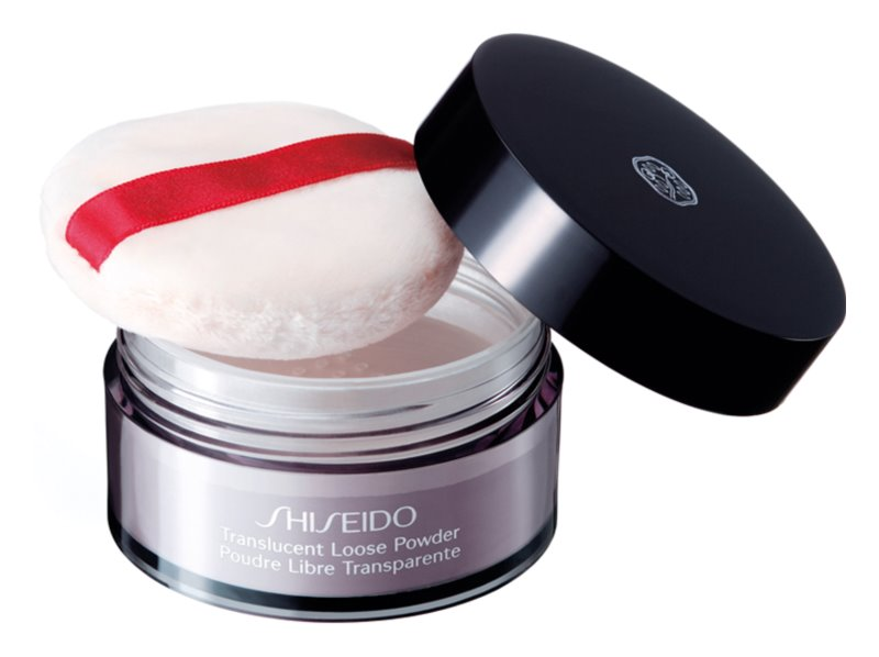 Shiseido Makeup Translucent Loose Powder pudra pulbere transparentă