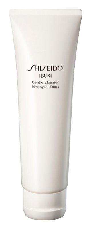 Shiseido Ibuki Gentle Cleanser espuma facial suave para limpeza profunda
