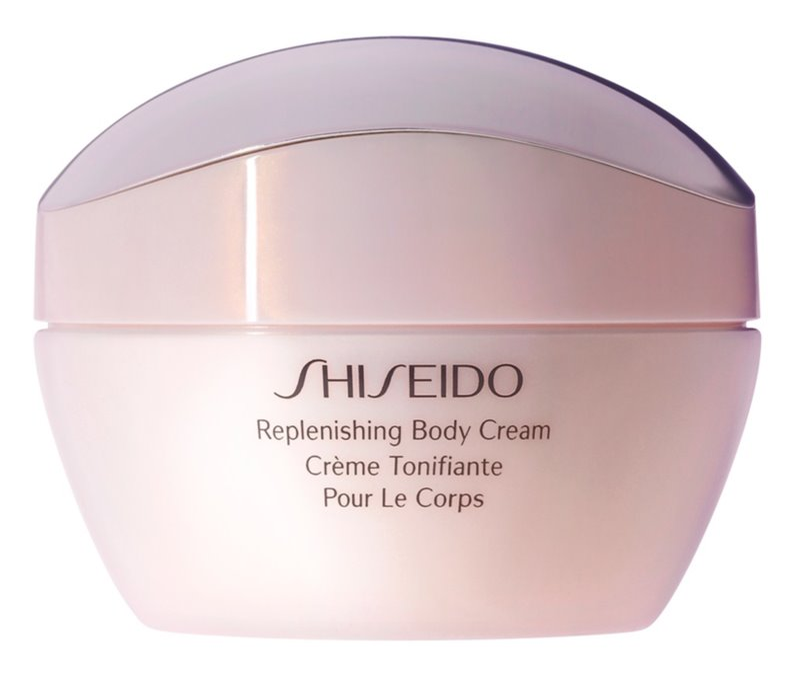 Shiseido Global Body Care Replenishing Body Cream krema za učvrstitev kože