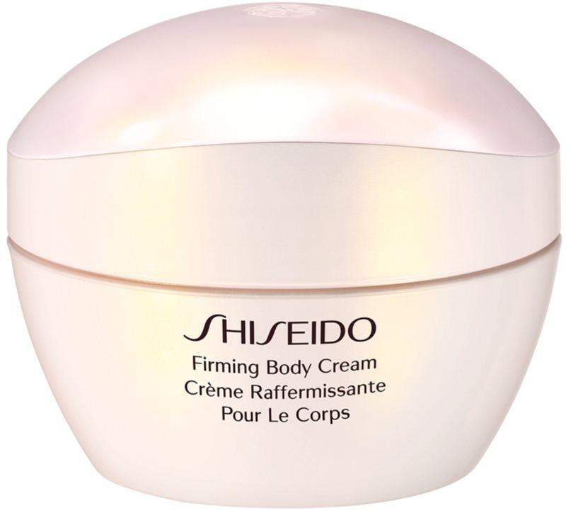 Shiseido Body zpevňující tělový krém s hydratačním účinkem