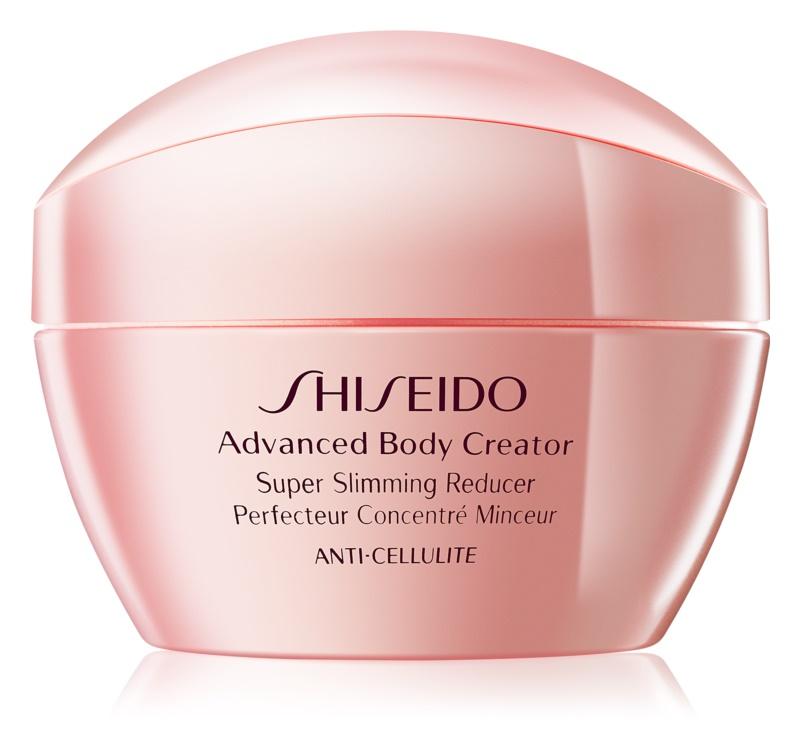Shiseido Body Advanced Body Creator creme corporal tonificante  anticelulite