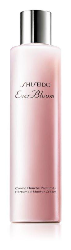 Shiseido Ever Bloom Shower Cream crema de ducha para mujer 200 ml