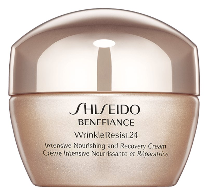 Shiseido Benefiance WrinkleResist24 Intensive Nourishing and Recovery Cream Creme intensivo nutritivo antirrugas