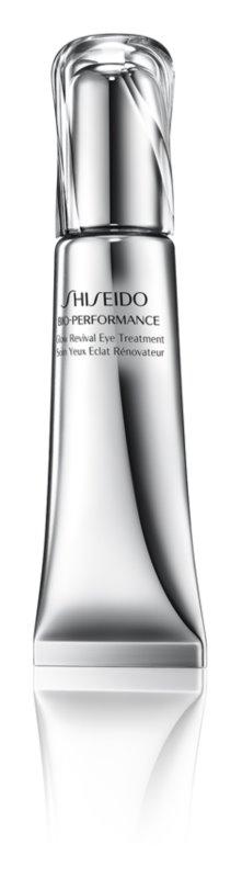 Shiseido Bio-Performance Glow Revival Eye Treatment Anti-Falten Augencreme gegen Schwellungen und Augenringe