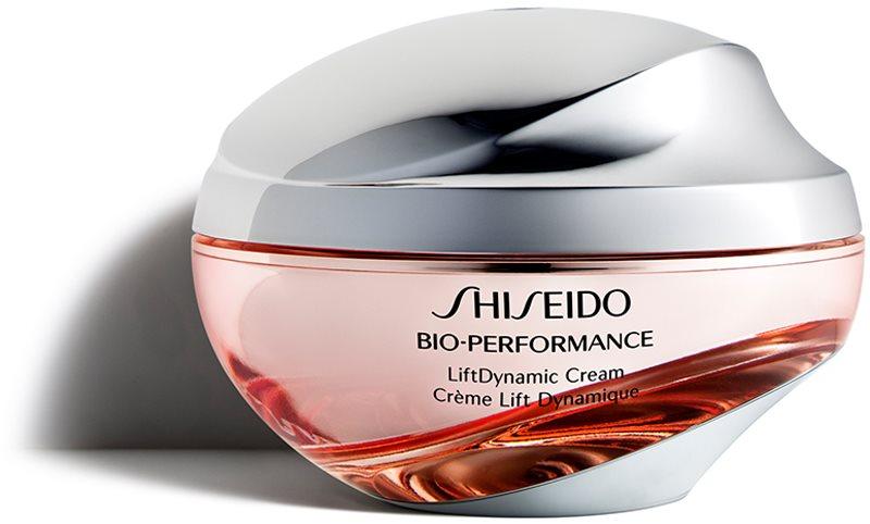 Shiseido Bio-Performance LiftDynamic Cream liftinges krém átfogó ránctalanító védelem
