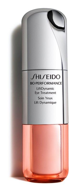 Shiseido Bio-Performance LiftDynamic Eye Treatment protivráskový očný krém so spevňujúcim účinkom