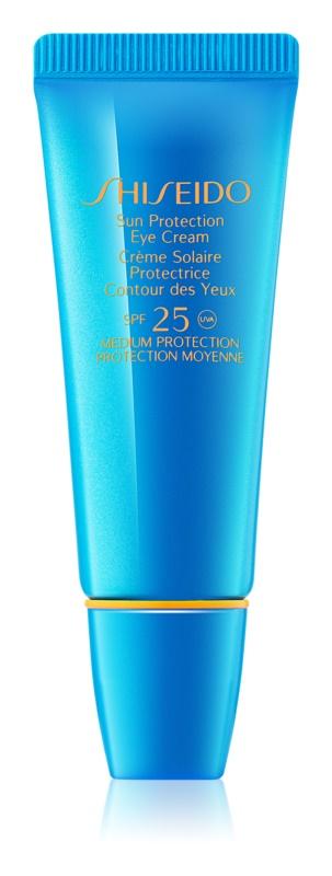 Shiseido Sun Protection crema de soare pentru ochi SPF 25