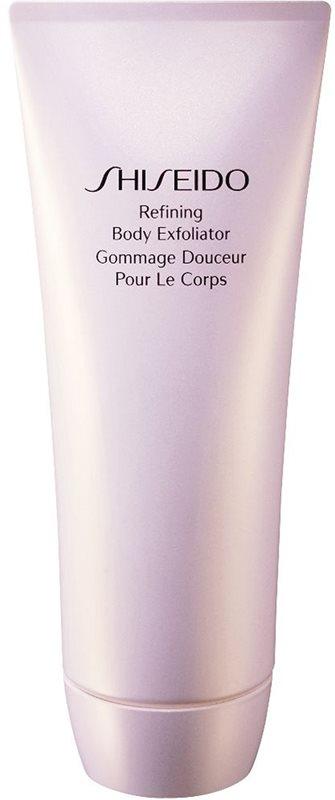 Shiseido Global Body Care Refining Body Exfoliator exfoliant corp cu efect de hidratare