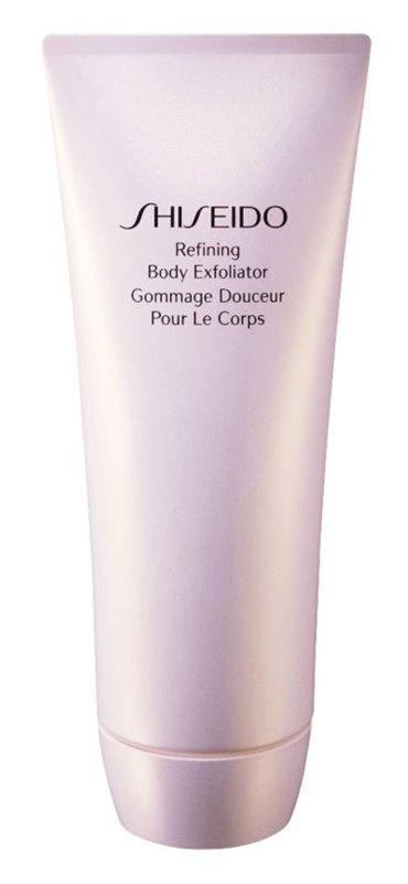 Shiseido Global Body Care Refining Body Exfoliator пілінг для тіла зі зволожуючим ефектом