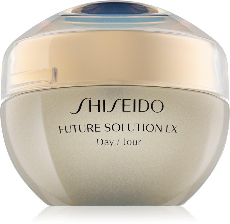 Shiseido Future Solution LX дневен предпазващ крем  SPF 20