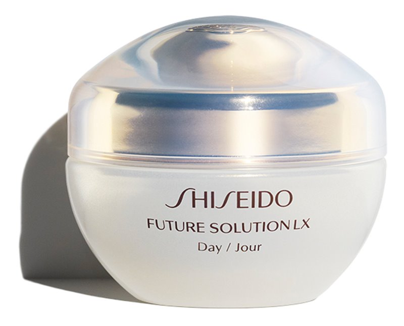 Shiseido Future Solution LX Total Protective Cream Schützende Tagescreme SPF 20
