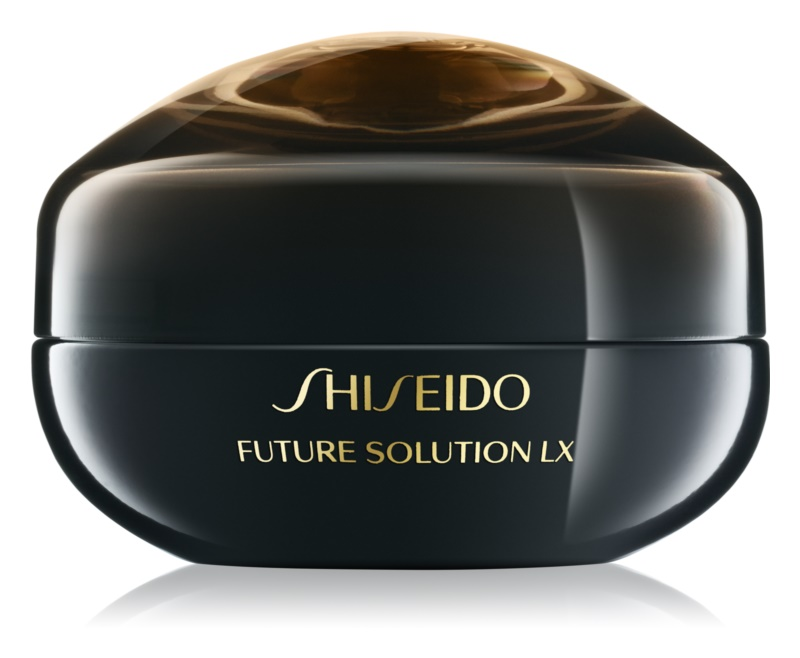 Shiseido Future Solution LX Eye & Lip Contour Regenerating Cream krem regenerujący okolice oczu i usta