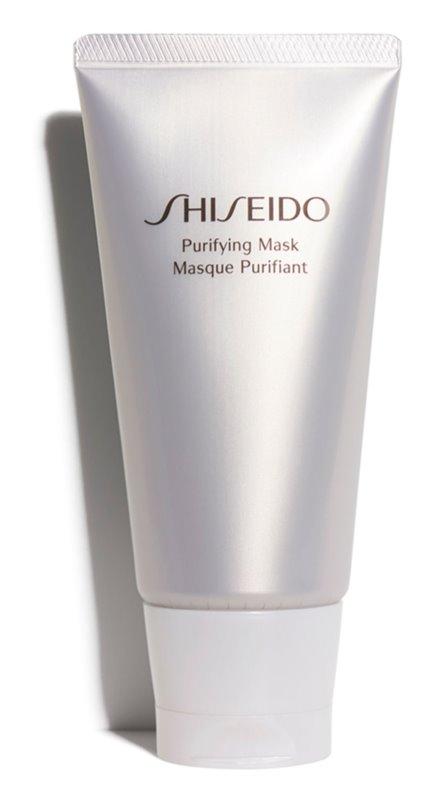 Shiseido The Skincare mascarilla limpiadora anti-brillos y anti-poros dilatados