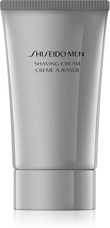 Shiseido Men Shaving Cream зволожуючий крем для гоління