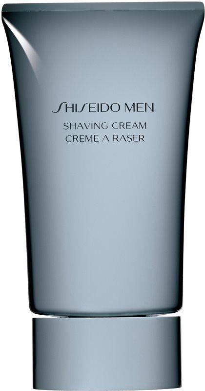 Shiseido Men Shaving Cream Reichhaltige Rasiercreme für die trockene/empfindliche Haut
