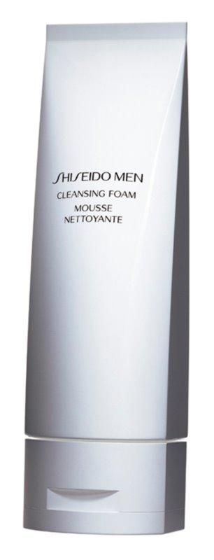 Shiseido Men Cleanse jemná čisticí pěna pro všechny typy pleti