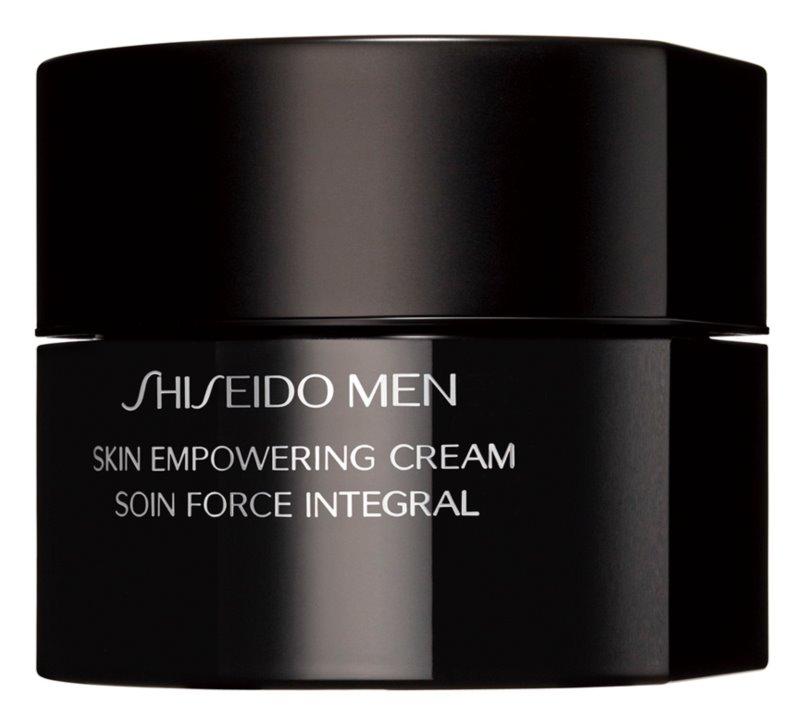 Shiseido Men Skin Empowering Cream posilující krém pro unavenou pleť
