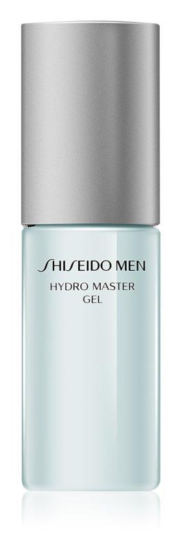 Shiseido Men Hydro Master Gel hidratantni gel za lice s pomlađujućim učinkom