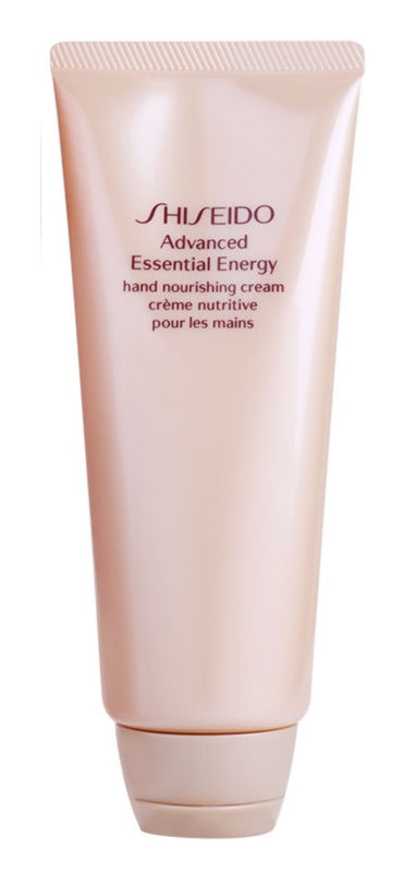 Shiseido Body Advanced Essential Energy revitalizacijska krema za roke