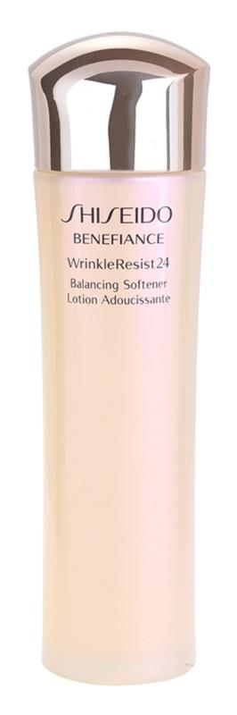 Shiseido Benefiance WrinkleResist24 Verzachtende en Hydraterende Toner  tegen Rimpels