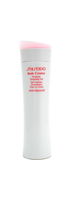 Shiseido Body Advanced Body Creator glättendes Gel gegen Zellulitis