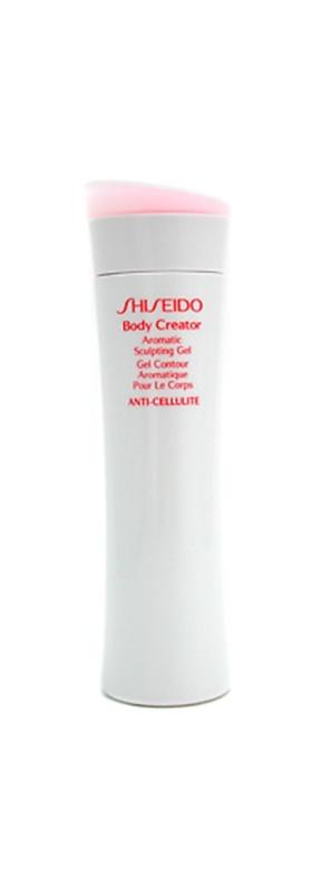 Shiseido Body Advanced Body Creator kisimító zselé narancsbőrre