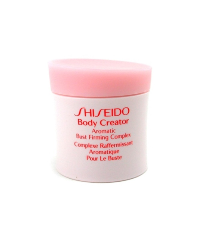 Shiseido Body Advanced Body Creator fermitate decolteul si bustul