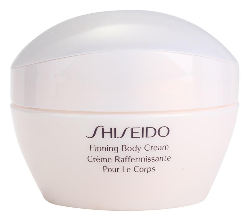 Shiseido Body ujędrniający krem do ciała o dzłałaniu nawilżającym