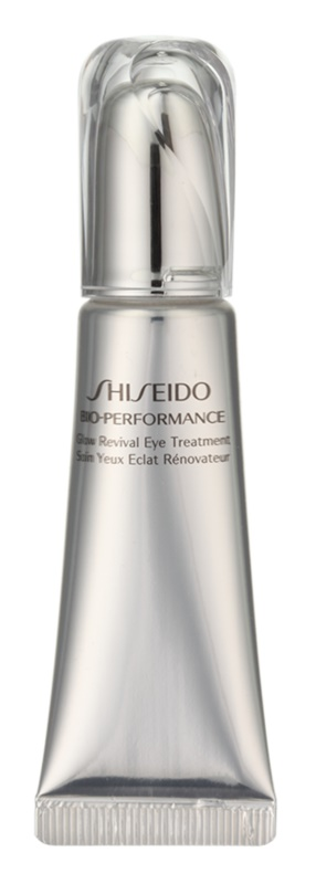 Shiseido Bio-Performance Anti-Wrinkle Eye Cream To Treat Swelling And Dark Circles