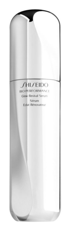 Shiseido Bio-Performance sérum iluminador con efecto antiarrugas