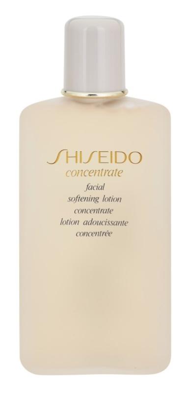 Shiseido Concentrate zjemňující a hydratační tonikum pro suchou až velmi suchou pleť