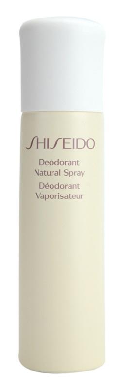 Shiseido Body Deodorant Deodorant Natural Spray