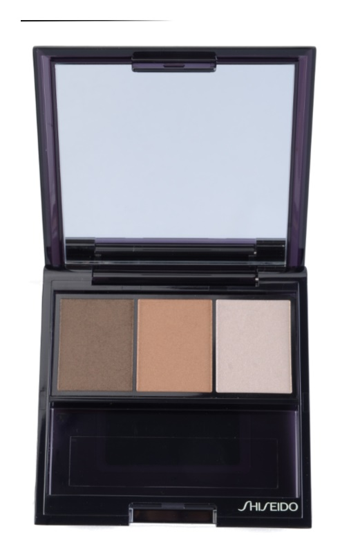 Shiseido Eyes Luminizing Satin trio fard ochi
