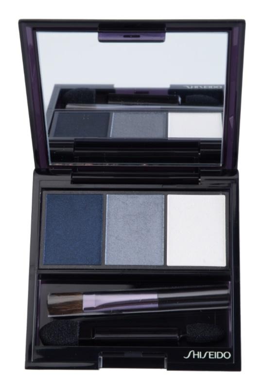 Shiseido Eyes Luminizing Satin trio oční stíny