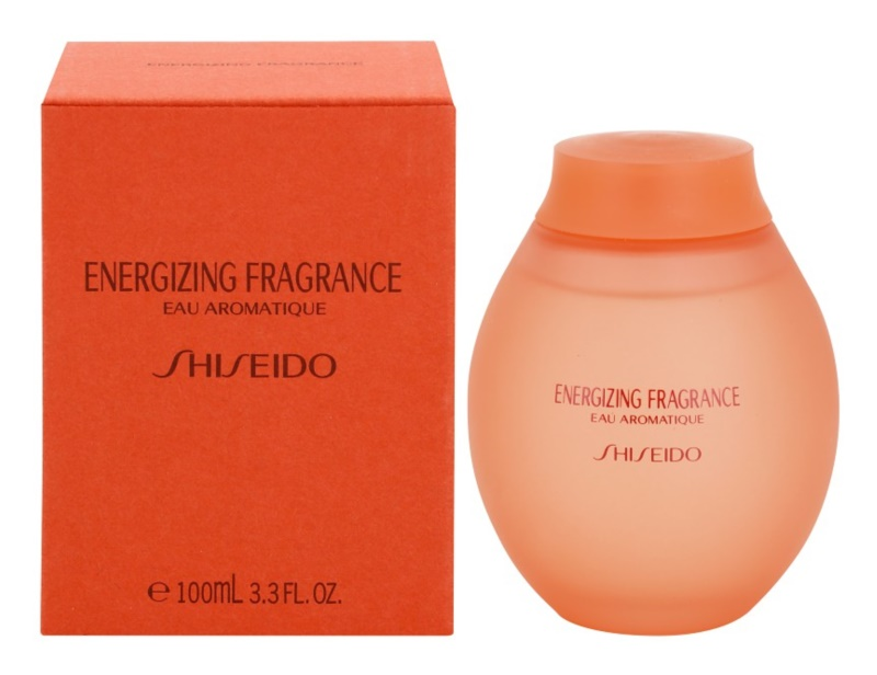 Shiseido Energizing Fragrance eau de parfum pentru femei 100 ml rezerva