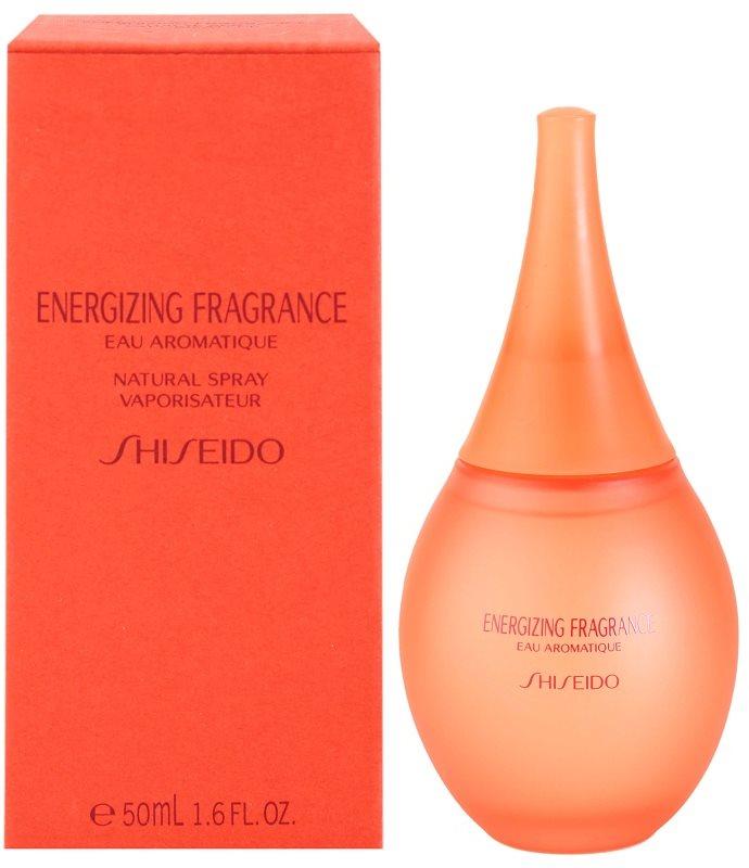 Shiseido Energizing Fragrance eau de parfum pentru femei 50 ml