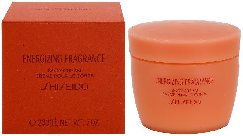Shiseido Energizing Fragrance krema za tijelo za žene 200 ml