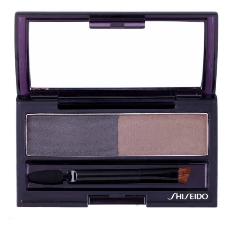 Shiseido Eyes Eyebrow Styling παλέτα για μαγικάζ των φρυδιών