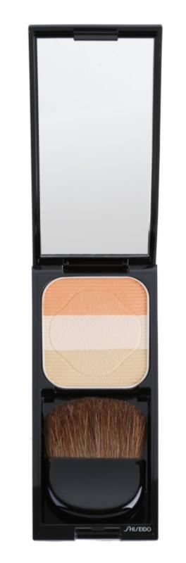 Shiseido Base Face Color Enhancing Trio multifunkciós bőrvilágosító