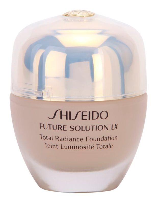 Shiseido Future Solution LX make-up pentru luminozitate SPF15