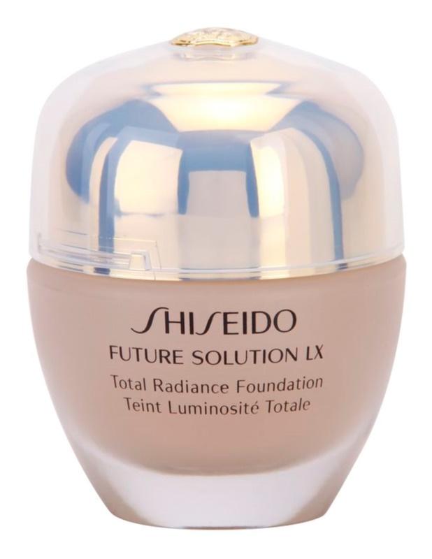 Shiseido Future Solution LX fond de teint illuminateur SPF 15