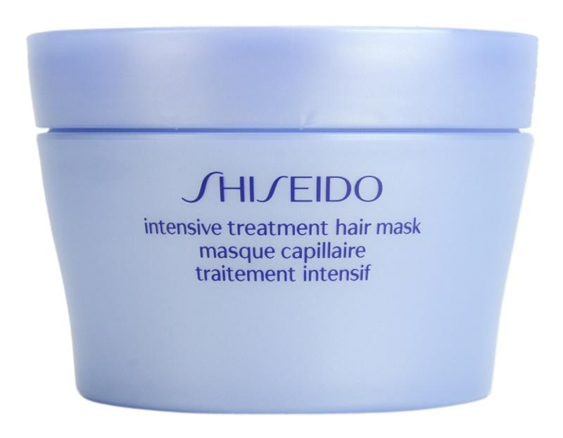 Shiseido Hair maska do włosów do włosów zniszczonych