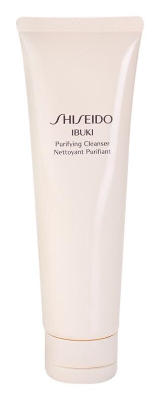 Shiseido Ibuki osvěžující čisticí pěna s mikrogranulemi