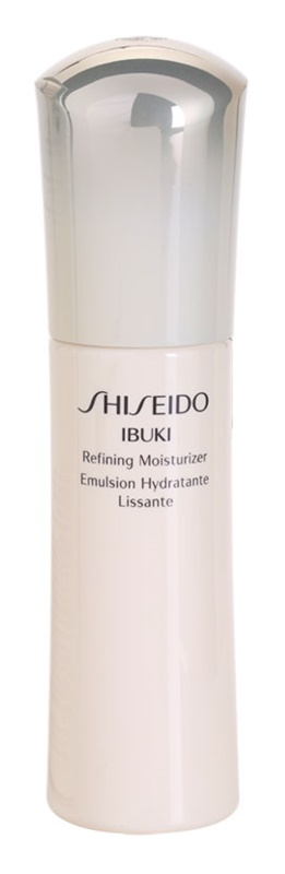 Shiseido Ibuki emulsión hidratante para tener un aspecto sano