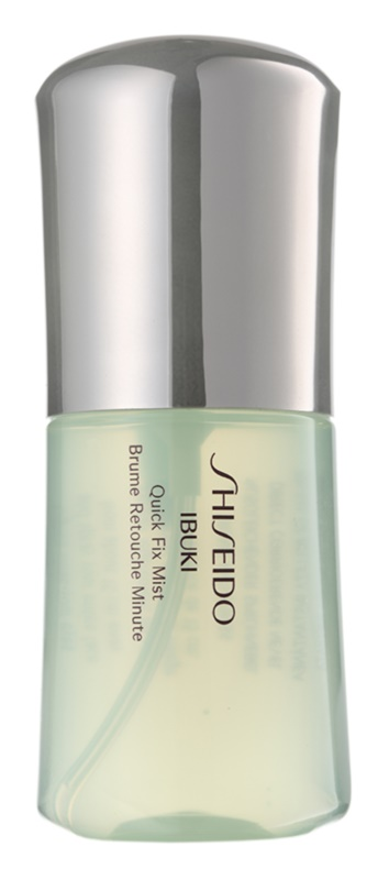 Shiseido Ibuki hydratisierender Nebel für fettige Haut