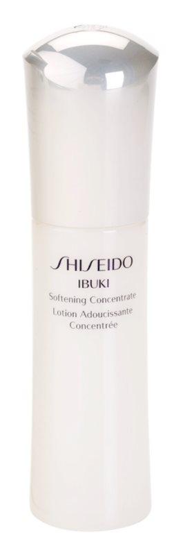 Shiseido Ibuki tónico hidratante e suavizante