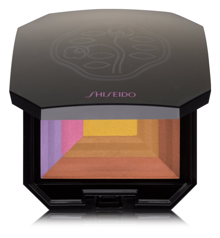 Shiseido Base 7 Lights Powder Illuminator pudra pentru luminozitate