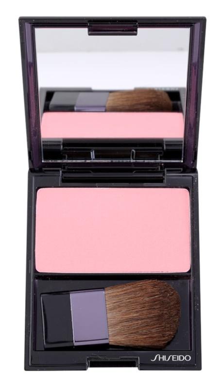 Shiseido Base Luminizing Satin rozjasňující tvářenka